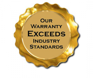 Cell Repair Vernon - Warranty guaranteed badge