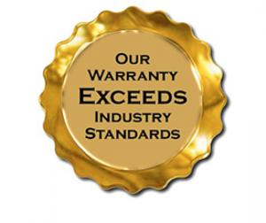 Cell Repair Vernon - Warranty guaranteed badge