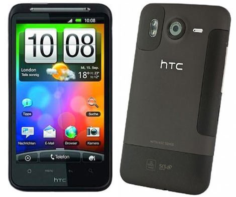 Repair Express Vernon - HTC Desire HD
