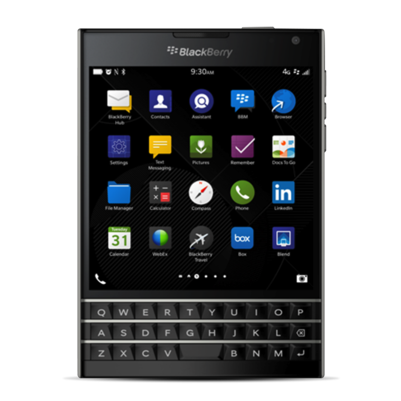 Repair Express Vernon - BlackBerry Passport
