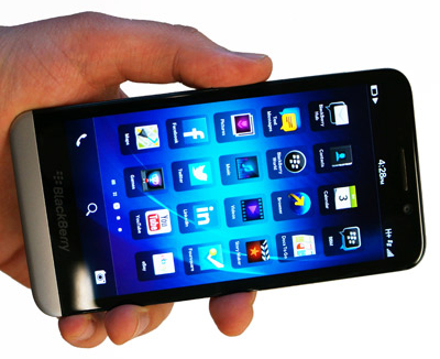 Repair Express Vernon - BlackBerry Z30