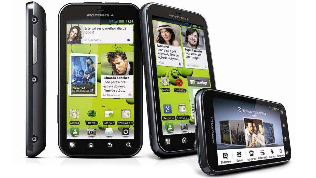 Repair Express Vernon - Motorola Moto Defy MB525