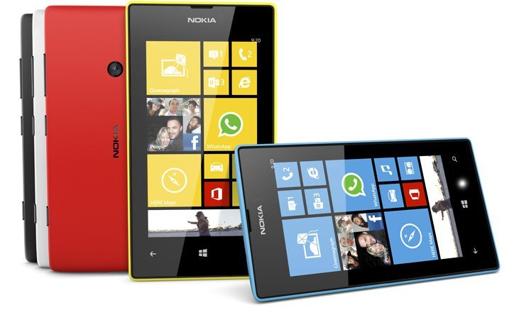 Repair Express Vernon - Nokia Lumia 520