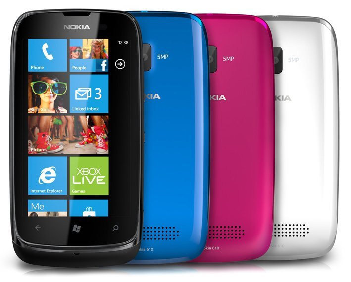 Repair Express Vernon - Nokia Lumia 610