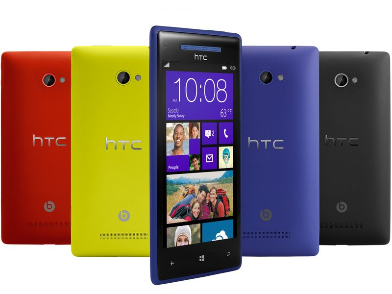 Repair Express Vernon - HTC 8X
