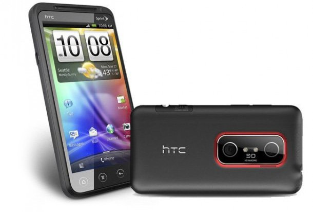 Repair Express Vernon - HTC Evo 3D