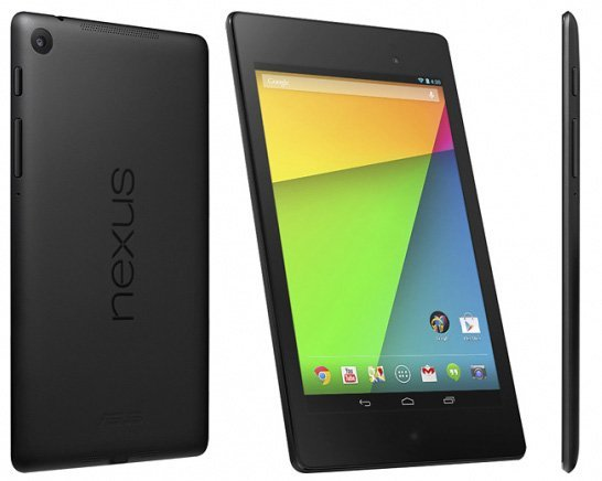 Google Nexus 7 2nd-gen