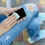 Keeping it Clean – Cell Phone Hygiene