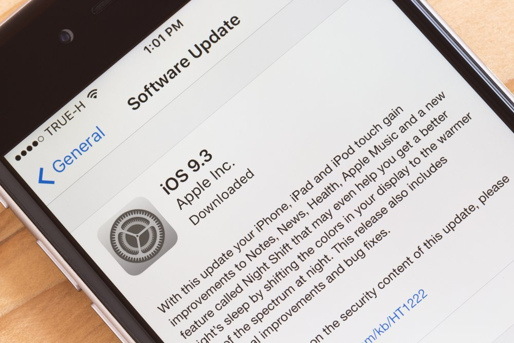 Fix My Glitches (With the iOS 9) | Repair Express Vernon